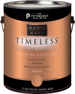 Product Spotlight: Manor Hall Timeless Exterior