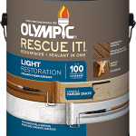 Olympic RESCUE IT! Resurfacer + Sealant